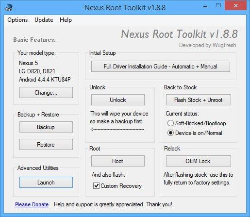 nexus-toolkit
