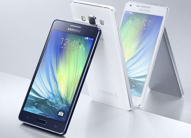 Galaxy A5 and A3