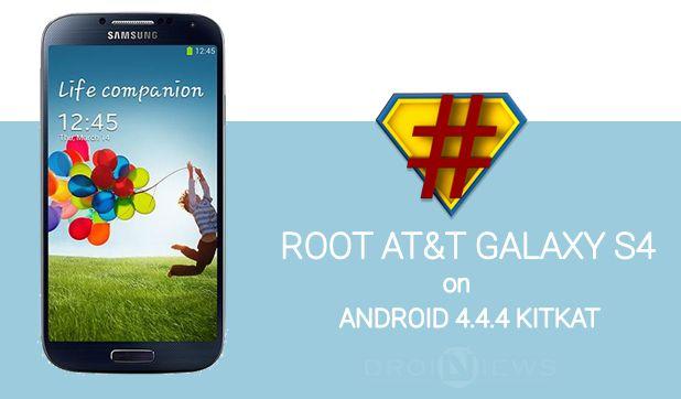 Root Galaxy S4 SGH-I337