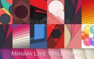 Minima Live Wallpaper