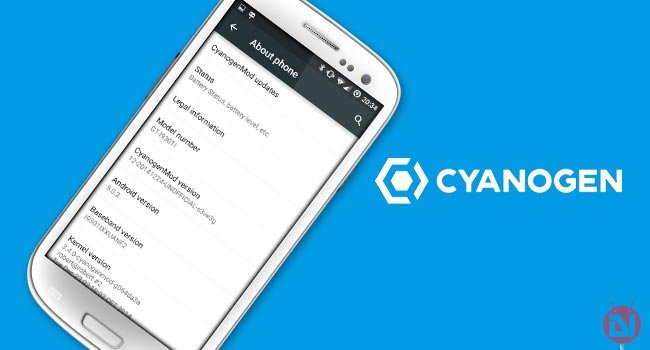Install CM12 ROM on Samsung Galaxy S3 Neo | DroidViews