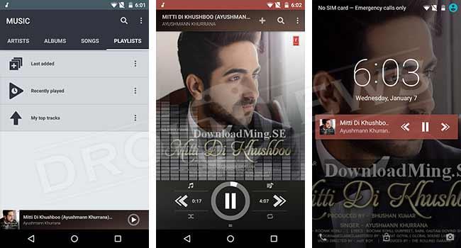 All-New-Music-App