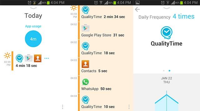 Quality-Time-App