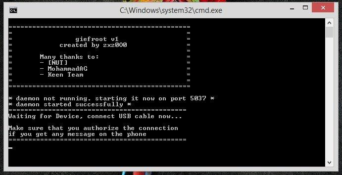 Xperia Z3 bootloader unlock