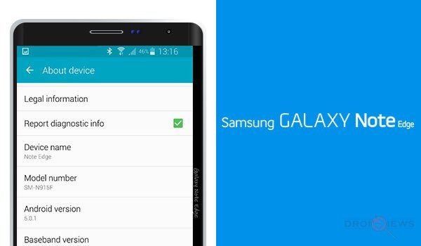 Get Android 5.0.1 Lollipop on Samsung Galaxy Note Edge ...