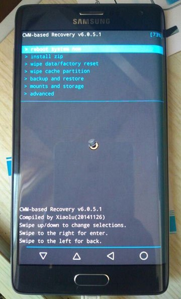 galaxy note edge cwm recovery