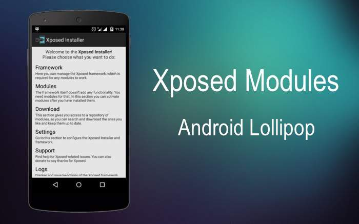 List of Xposed Modules