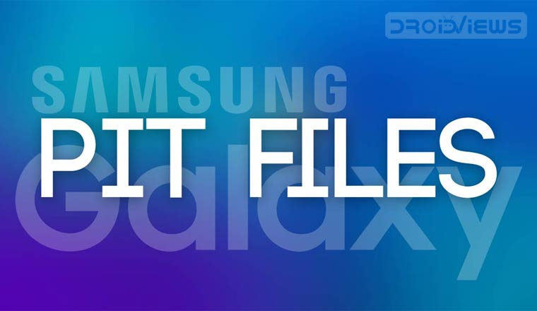 Download Samsung PIT Files and Extract Them on Samsung Devices