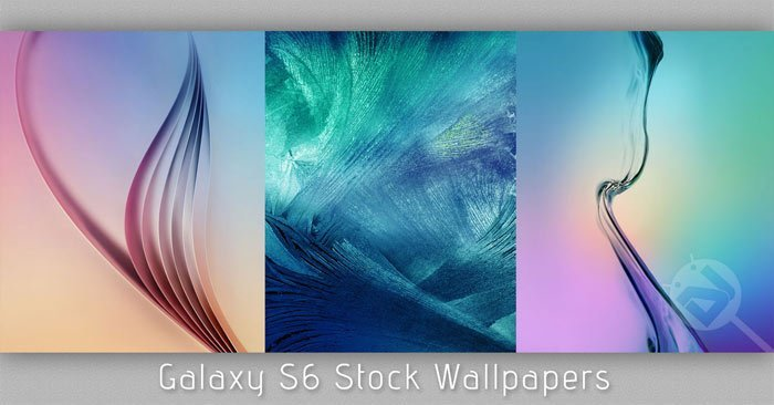 Samsung galaxy s6 stock wallpaper