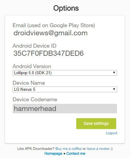 apk downloader gmail account signin