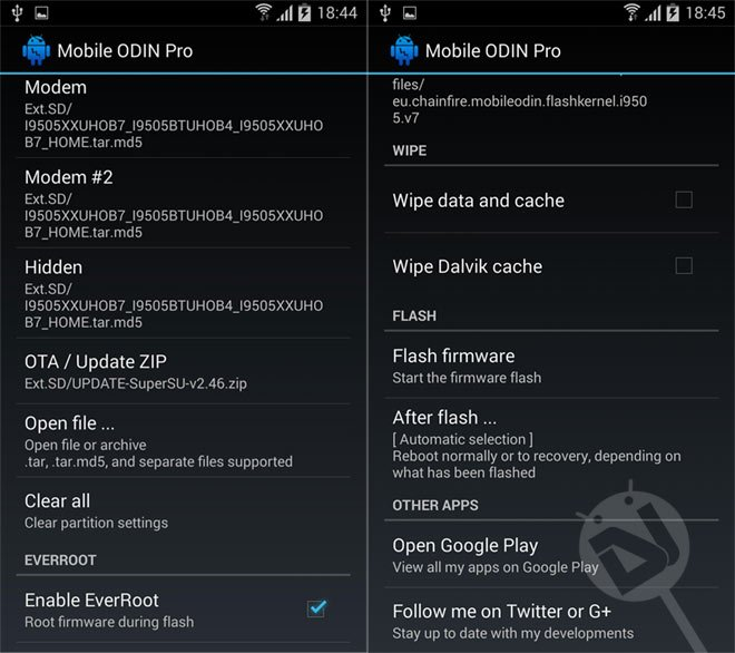 Root Galaxy S4 on Lollipop (Android 5 0 1) without Tripping KNOX (GT