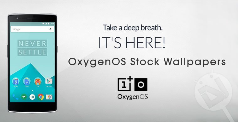 Download OnePlus Ones OxygenOS Stock Wallpapers