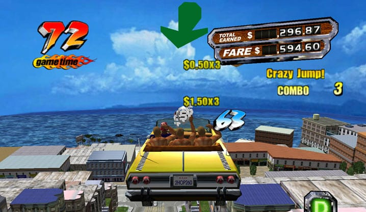 Crazy-Taxi-City-Rush