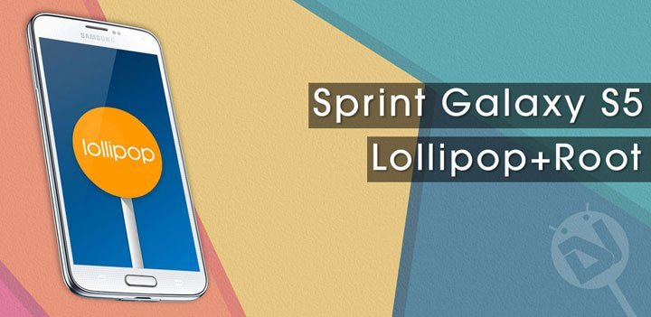 Update Sprint Galaxy S5 SM-G900P to Android Lollipop and