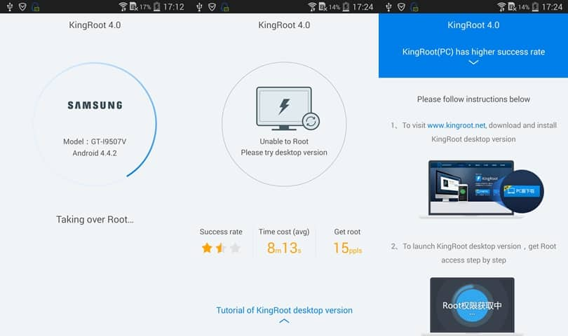 Root Almost All Android Devices with the Kingroot App (JB/KK