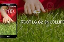 Root LG G2 on Android Lollipop