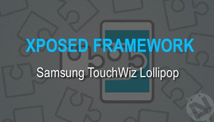 Xposed Framework on Samsung
