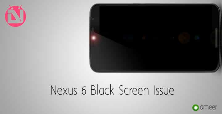 nexus-6-black-screen