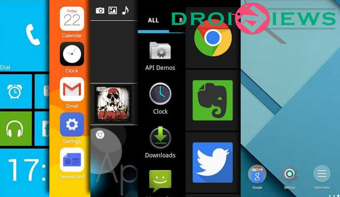 Most Suitable Android Launcher