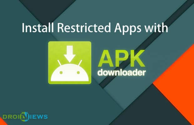 Install Restricted Apps