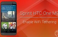 Tethering on Sprint HTC One M9