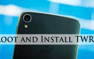 Root and TWRP Alcatel Idol 3