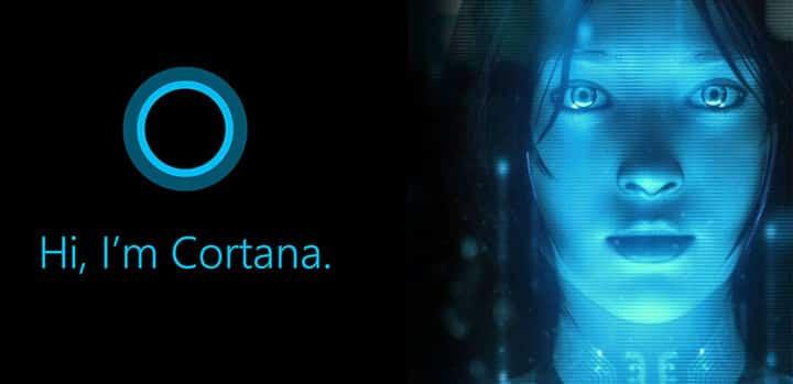 Cortana Assistant