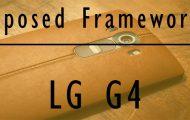 Xposed Framework on LG G4