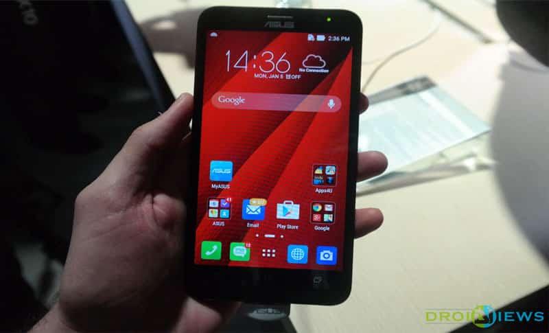 Unlock ASUS Zenfone 2 Bootloader