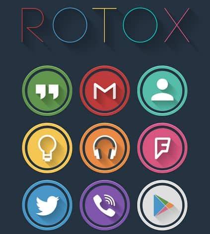 rotox icons