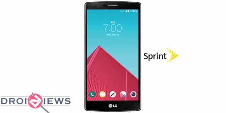 Tethering on Sprint LG G4