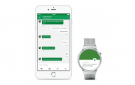 AndroidWear-for-iOS