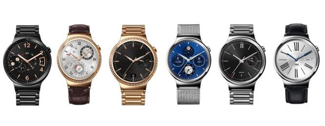 Huawei-Watch-models