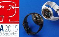 Moto 360 2nd Gen IFA 2015