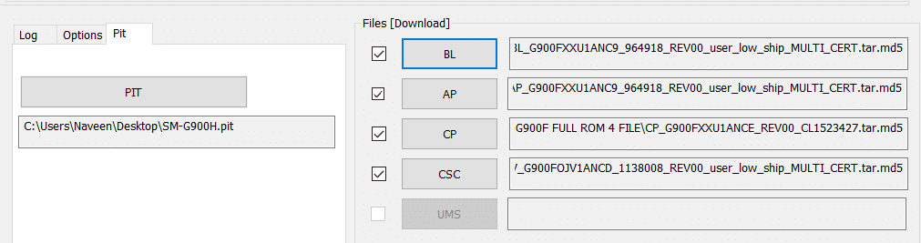Download PIT Files for Galaxy S6 Edge (All Models) | DroidViews