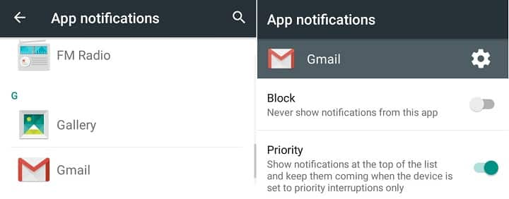 app notifications android