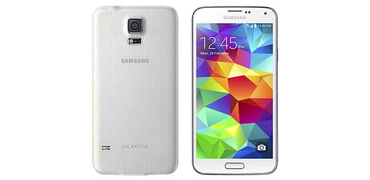 Marshmallow on Galaxy S5
