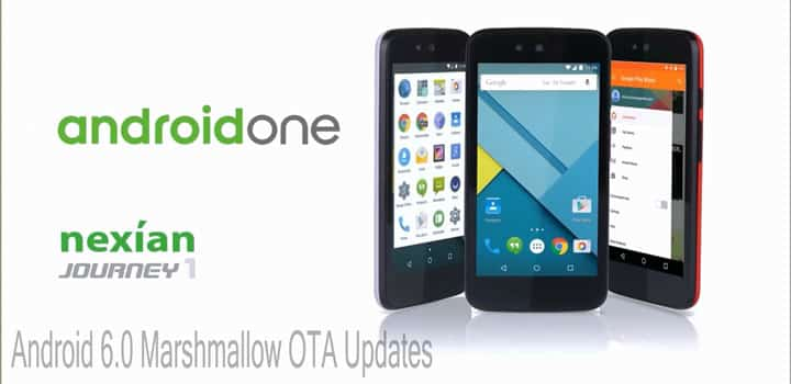 install android one sprout8 marshmallow ota update for nexian