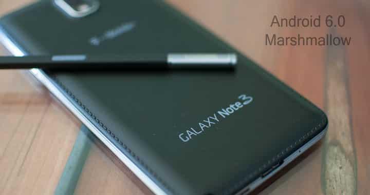 CM 13 on Galaxy Note 3