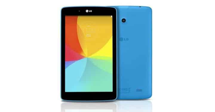 Downgrade LG G Pad 7 0 To Android 4 4 2 Firmware From Lollipop