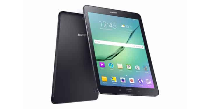 TWRP Recovery on Galaxy Tab S2 8.0