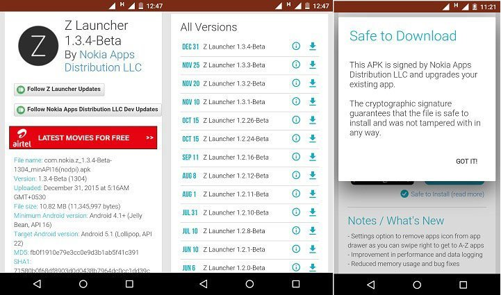 How to Install Older Version of an Android App | DroidViews