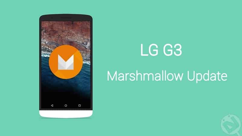 Install Marshmallow KDZ on LG G3 D855 Using Flash Tool