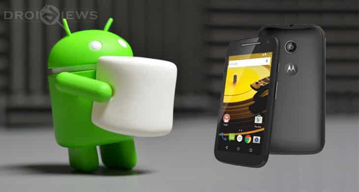 Install Android 6 0 Marshmallow OTA Update on Moto E (2nd Gen
