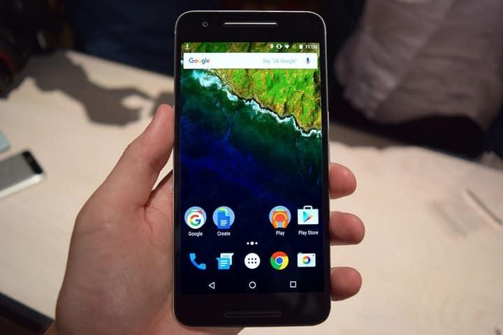 Nexus 6P Double Tap to Wake