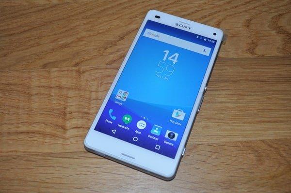 Sony Xperia Z3 Marshmallow Concept