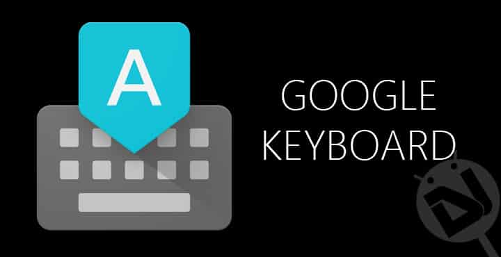 Google Keyboard 5