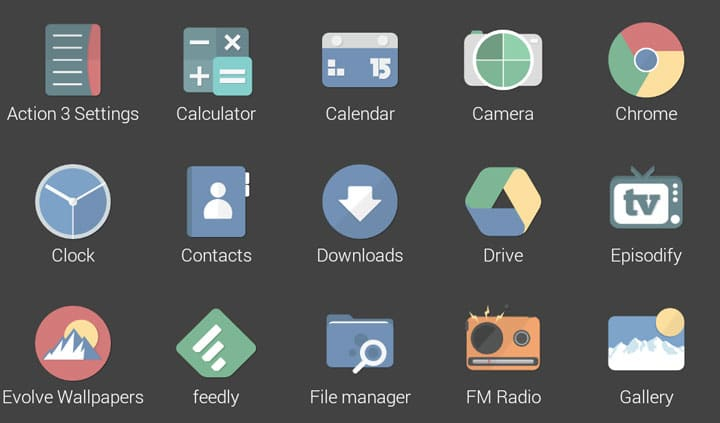 Magme icon pack2