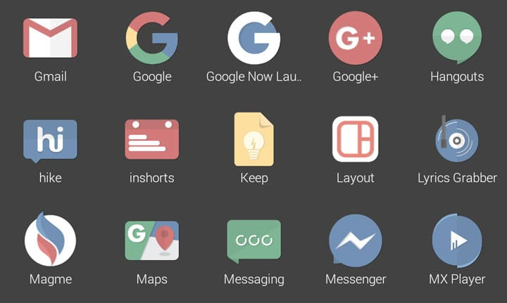Magme icon-pack 3
