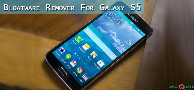 Debloat T-Mobile and Sprint Galaxy S5